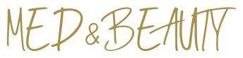 Obrazek przedstawia wąskie logo MedBeauty